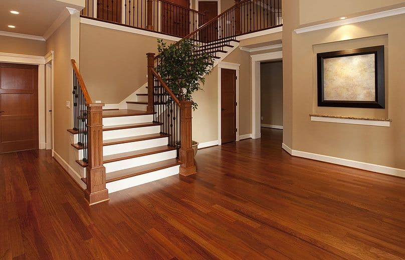 Engineered Wood Floor Covering– A Great Option To Solid Wood Floors
