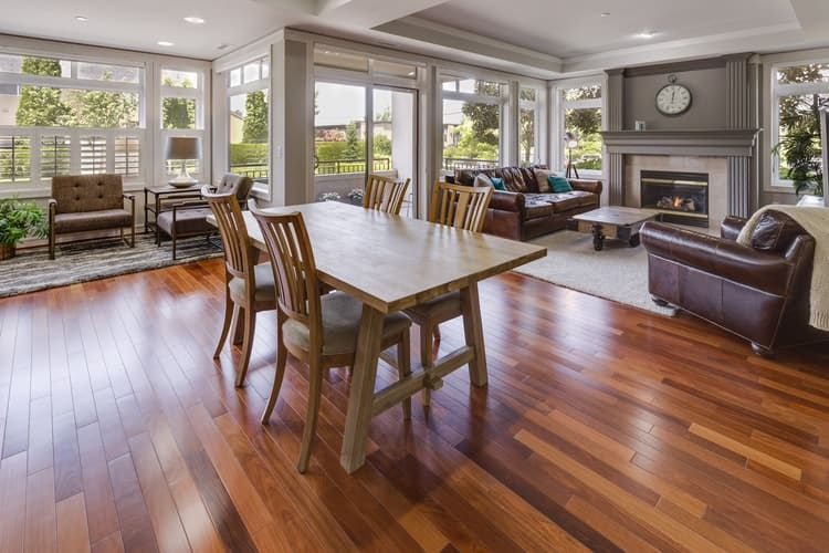 How To Install Laminate Flooring – The Directions Are On The Package